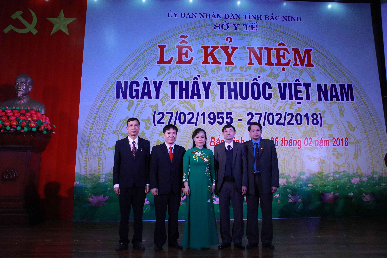 Ngành Y tế Bắc Ninh tổ chức lễ kỷ niệm 63 năm ngày thầy thuốc Việt Nam